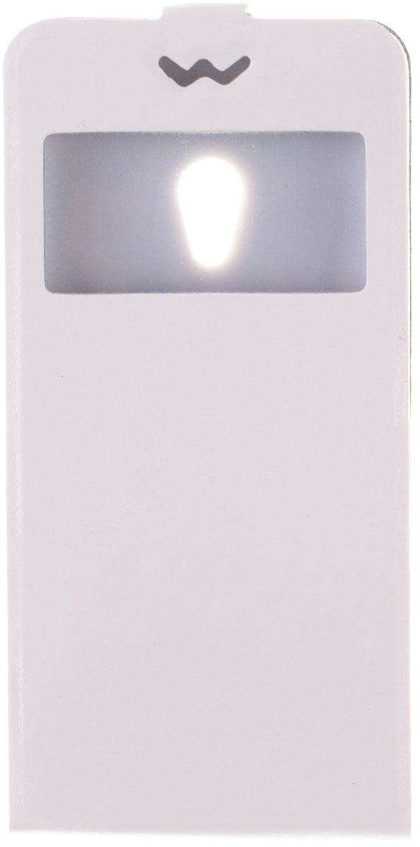 Skinbox Slim AW чехол для Asus Zenfone 5, WhiteT-F-AZ5-001Чехол Skinbox SlimAW для Asus Zenfone 5 выполнен из высококачественного поликарбоната и экокожи. Он обеспечивает надежную защиту корпуса и экрана смартфона и надолго сохраняет его привлекательный внешний вид. Чехол также обеспечивает свободный доступ ко всем разъемам и клавишам устройства.