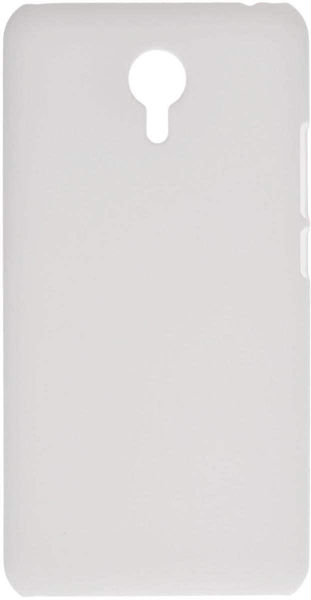 Skinbox 4People чехол для Meizu M2 Note, WhiteT-S-MM2N-002Чехол - накладка Skinbox 4People для Meizu M2 Note бережно и надежно защитит ваш смартфон от пыли, грязи, царапин и других повреждений. Чехол оставляет свободным доступ ко всем разъемам и кнопкам устройства. В комплект также входит защитная пленка на экран.