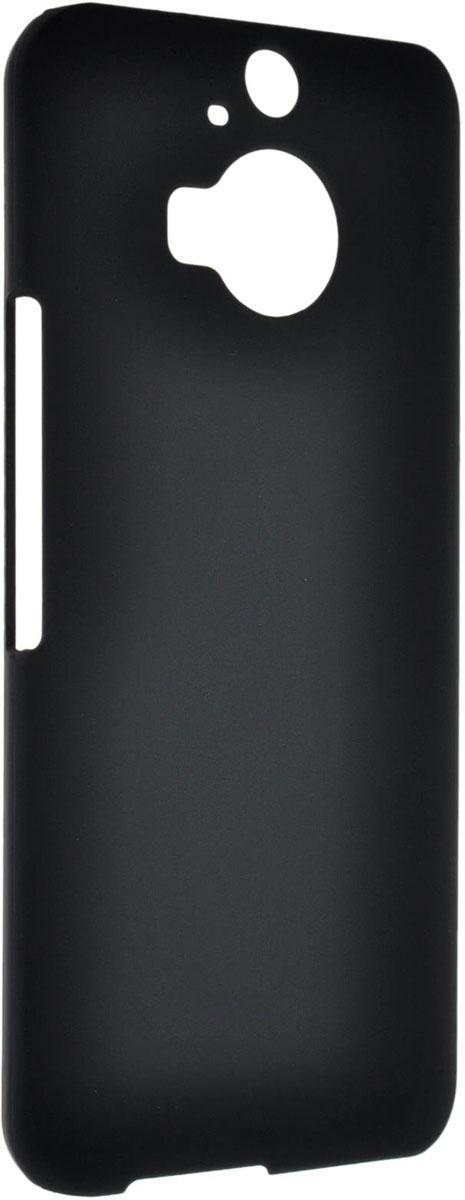 Skinbox 4People чехол для HTC One M9+, BlackT-S-HOM9P-002Чехол - накладка Skinbox 4People для HTC One M9+ бережно и надежно защитит ваш смартфон от пыли, грязи, царапин и других повреждений. Чехол оставляет свободным доступ ко всем разъемам и кнопкам устройства. В комплект также входит защитная пленка на экран.