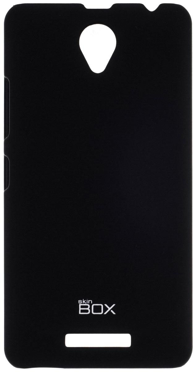 Skinbox 4People чехол для Lenovo A5000, BlackP-S-LA5000-002Чехол-накладка Skinbox 4People для Lenovo A5000 бережно и надежно защитит ваш смартфон от пыли, грязи, царапин и других повреждений. Чехол оставляет свободным доступ ко всем разъемам и кнопкам устройства. В комплект также входит защитная пленка на экран.