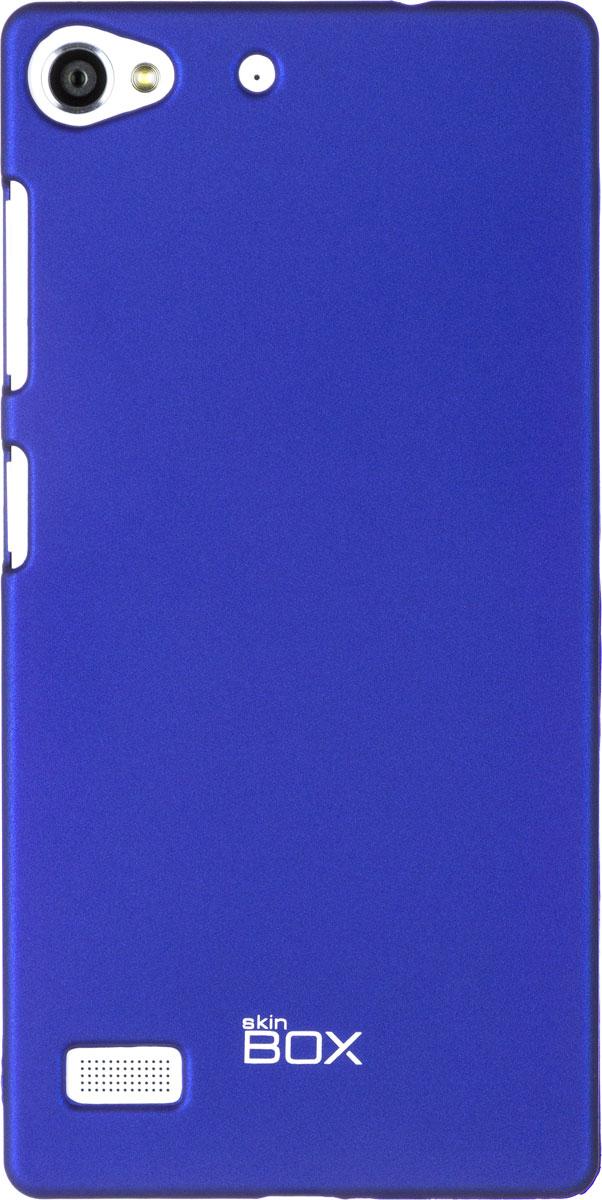 Skinbox 4People чехол для Lenovo Vibe X2, BlueT-S-LVX2-002Чехол-накладка Skinbox 4People для Lenovo Vibe X2 бережно и надежно защитит ваш смартфон от пыли, грязи, царапин и других повреждений. Чехол оставляет свободным доступ ко всем разъемам и кнопкам устройства. В комплект также входит защитная пленка на экран.