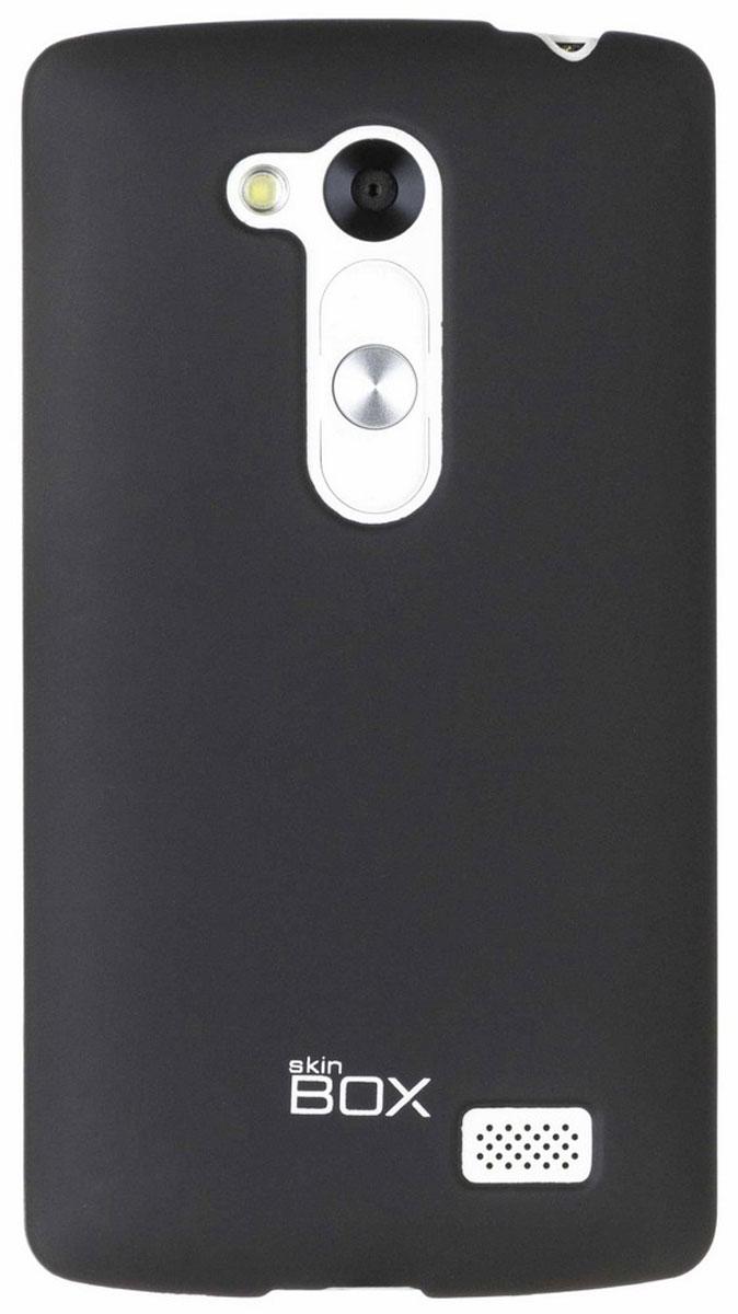Skinbox 4People чехол для LG L Fino, Black