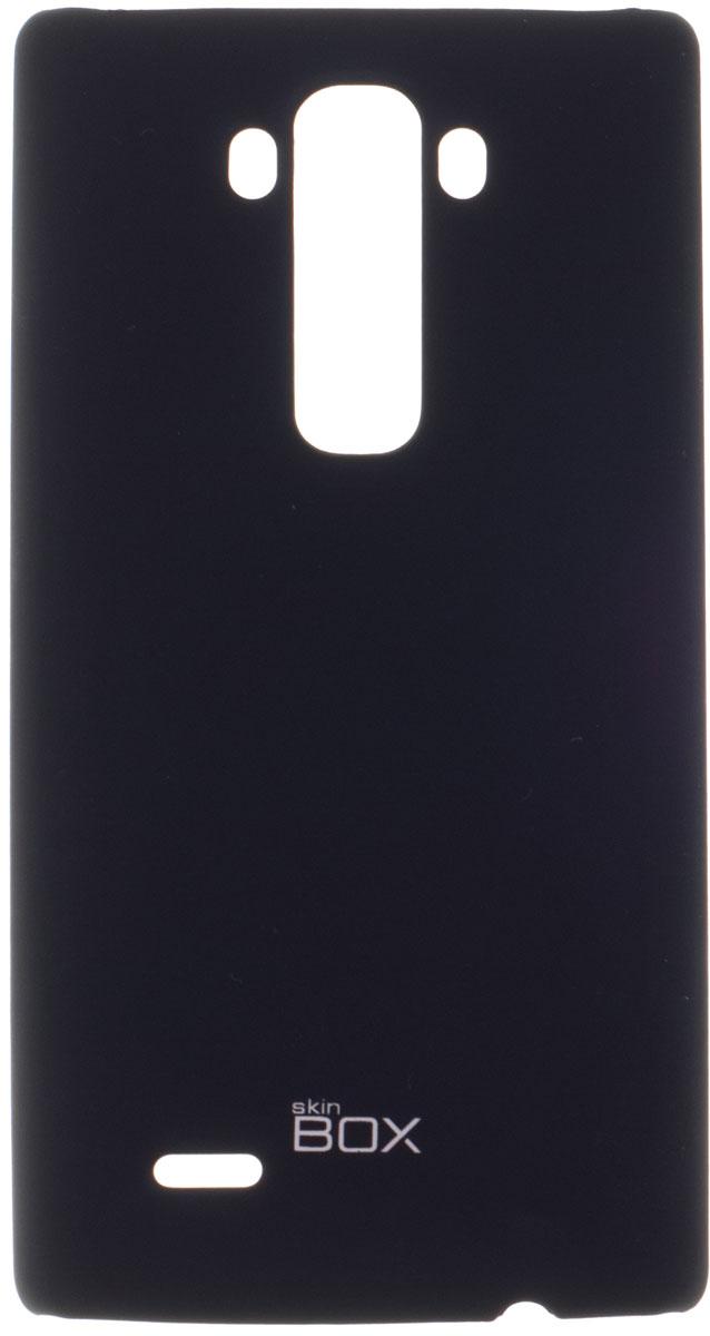 Skinbox 4People чехол для LG G Flex 2, BlackT-S-LGF2-002Чехол-накладка Skinbox 4People для LG G Flex 2 бережно и надежно защитит ваш смартфон от пыли, грязи, царапин и других повреждений. Чехол оставляет свободным доступ ко всем разъемам и кнопкам устройства. В комплект также входит защитная пленка на экран.