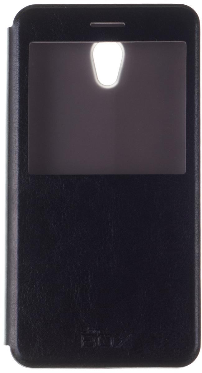 Skinbox Lux AW чехол для Lenovo A5000, BlackT-S-LA5000-004Чехол Skinbox Lux AW для Lenovo A5000 выполнен из высококачественного поликарбоната и искусственной кожи. Он обеспечивает надежную защиту корпуса и экрана смартфона и надолго сохраняет его привлекательный внешний вид. Чехол также обеспечивает свободный доступ ко всем разъемам и клавишам устройства.