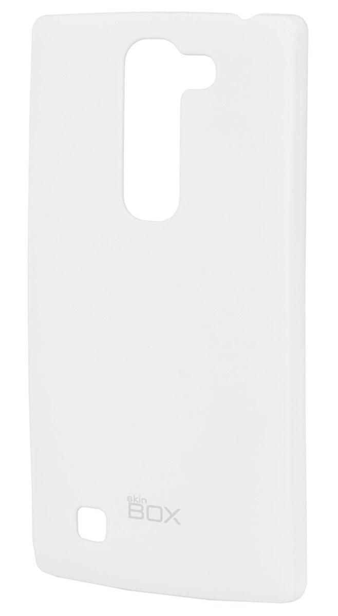 Skinbox 4People чехол для LG Magna, WhiteT-S-LM-002Чехол - накладка Skinbox 4People для LG Magna бережно и надежно защитит ваш смартфон от пыли, грязи, царапин и других повреждений. Чехол оставляет свободным доступ ко всем разъемам и кнопкам устройства. В комплект также входит защитная пленка на экран.