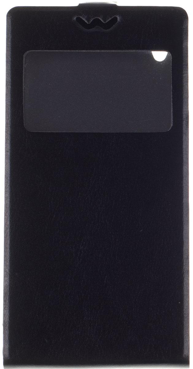 Skinbox Slim AW чехол для Sony Z3, Black skinbox flip slim aw чехол для sony xperia e4g black