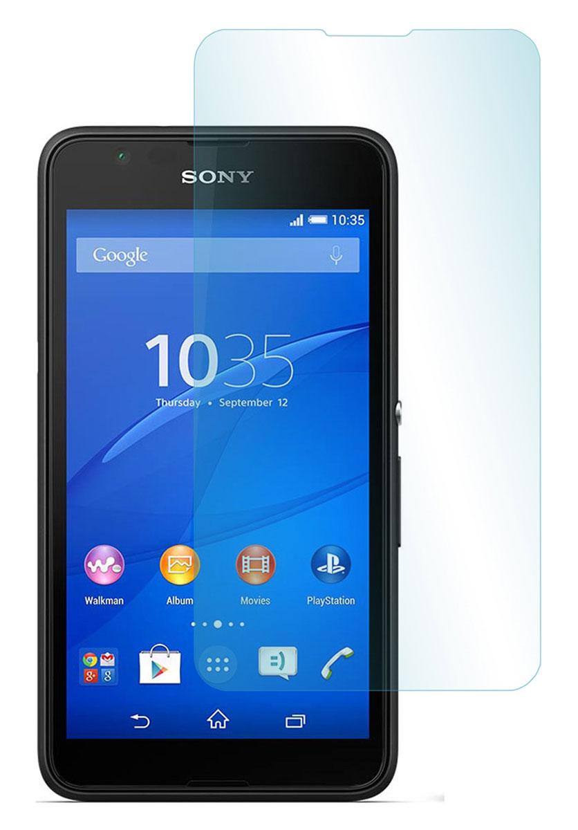 Skinbox защитное стекло для Sony Xperia E4/E4 Dual, глянцевоеSP-104Защитное стекло Skinbox для Sony Xperia E4/E4 Dual предназначено для защиты поверхности экрана от царапин, потертостей, отпечатков пальцев и прочих следов механического воздействия. Оно имеет окаймляющую загнутую мембрану последнего поколения, а также олеофобное покрытие. Изделие изготовлено из закаленного стекла высшей категории, с высокой чувствительностью и сцеплением с экраном.