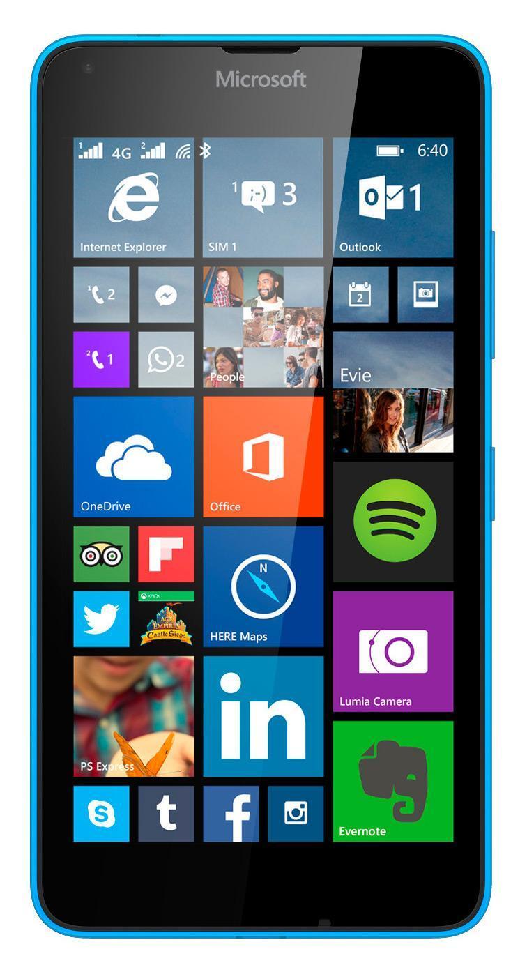 Microsoft Lumia 640 LTE, CyanA00024883Microsoft Lumia 640 LTE - стильный, яркий, узнаваемый дизайн Lumia. Встроенный Microsoft Office на великолепном HD-дисплее с Corning Gorilla Glass 3. Откройте коробку и включите свой Lumia 640 LTE, чтобы увидеть все многообразие прилагаемых бесплатных сервисов Microsoft, готовых к работе. Будьте на связи с близкими и друзьями, наслаждайтесь моментальным доступом к своим снимкам на OneDrive, редактируйте файлы в Microsoft Office, где бы вы ни находились. Найти оптимальный баланс между работой и личной жизнью стало проще. Сохраняя лучшие черты предшественников, Lumia 640 LTE остается в тренде. 4-ядерный процессор Qualcom Snapdragon, экран 5 дюймов с заставкой Glance и емкий аккумулятор 2500 мАч позволят работать столько, сколько нужно. Ну а когда наступит время отдыха, две отличные камеры не дадут заскучать ни на прогулке по городу, ни на вечеринке с друзьями. Обладающий столь необходимой мощью, Lumia 640 LTE не отстает в работе от вас. Эта...
