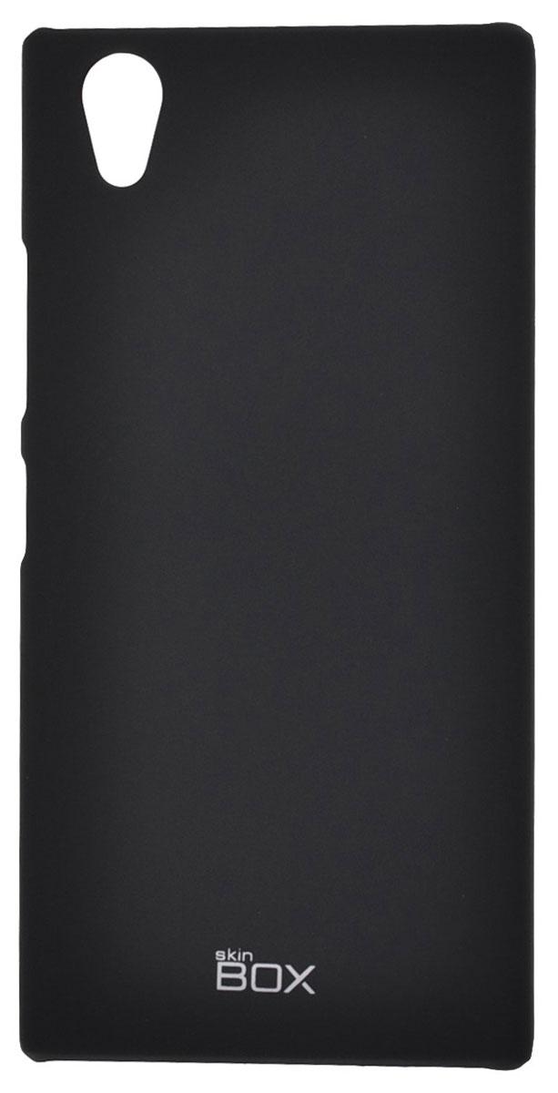Skinbox 4People чехол для Lenovo P70, BlackT-S-LP70-002Чехол - накладка Skinbox 4People для Lenovo P70 бережно и надежно защитит ваш смартфон от пыли, грязи, царапин и других повреждений. Чехол оставляет свободным доступ ко всем разъемам и кнопкам устройства. В комплект также входит защитная пленка на экран.
