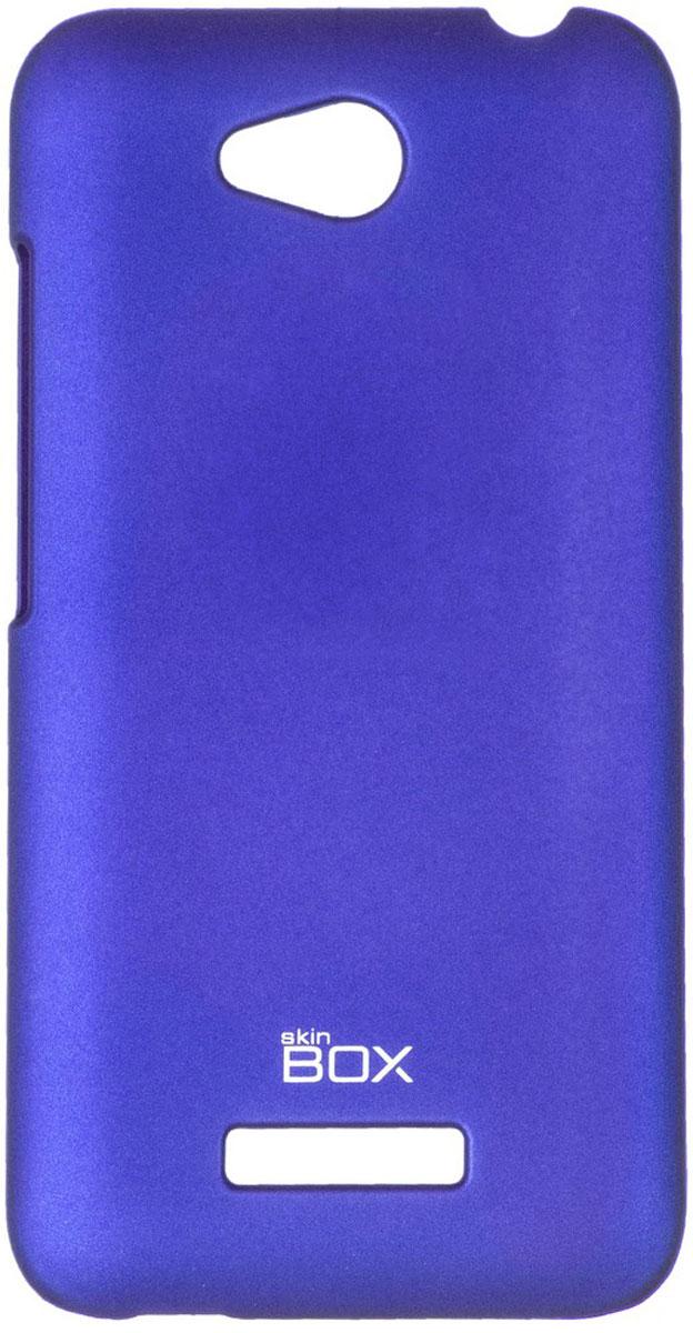 Skinbox 4People чехол для HTC Desire 616, Blue