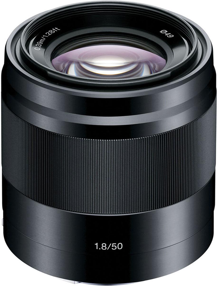 Sony 50mm F/1.8, Black �������� ��� Nex