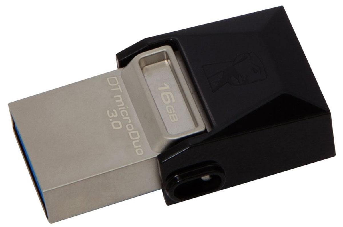 Kingston DataTraveler microDuo 3.0 16GB USB-���������� + ������. ����