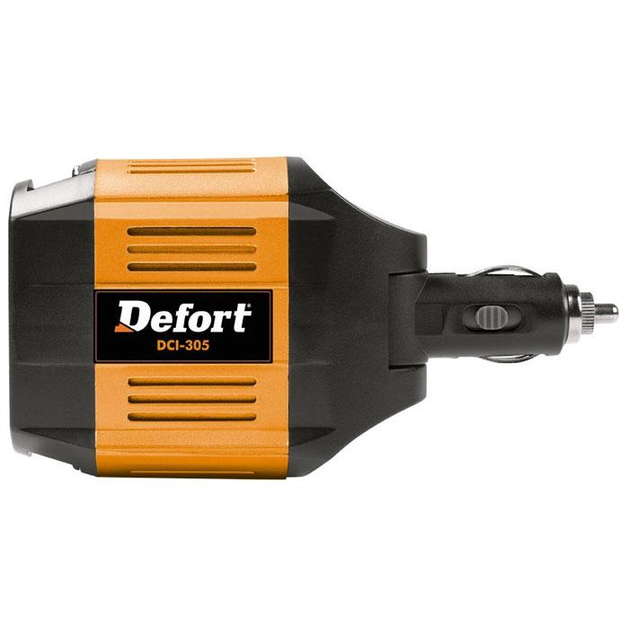 Инвертор автомобильный Defort DCI-305 ( 98298451 )