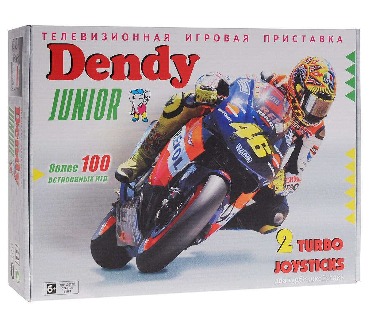 Игровая приставка Dendy Junior (8 bit)