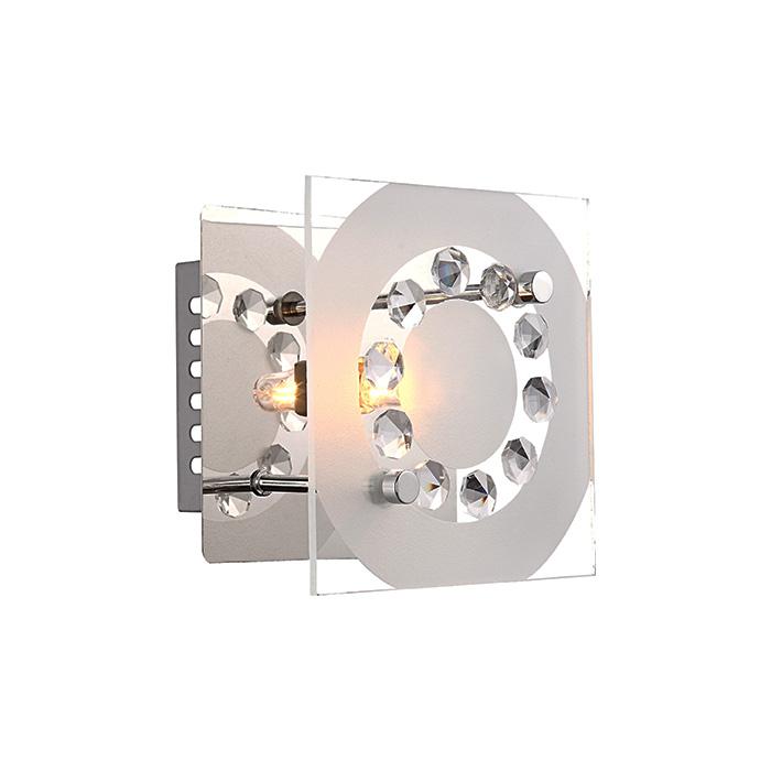 48690 Настенно-потолочный светильник DIANNE48690Бра Globo 48690 Dianne идеально подойдет для интерьеров в стиле модерн Выполнено в современном стиле. Рекомендовано использование энергосберегающих ламп для экономии электроэнергии.