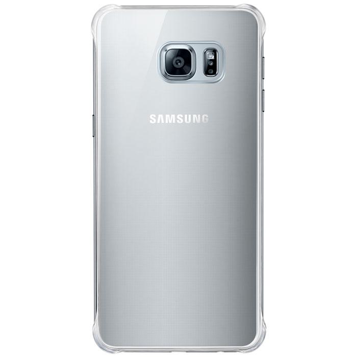 Samsung EF-QG928M Glossy Cover чехол для Galaxy S6 Edge+, SilverEF-QG928MSEGRUПродемонстрируйте красоту и элегантность боковых граней Samsung Galaxy S6 edge+ со стильным чехлом Samsung G928 GlossyCover, доступным в нескольких великолепных цветах. Сохраните внешний вид вашего смартфона чистым и аккуратным с чехлом, устойчивым к появлению отпечатков пальцев. Специальное покрытие с технологией восстановления поверхности позволит снизить количество видимых царапин и продлить срок службы смартфона.