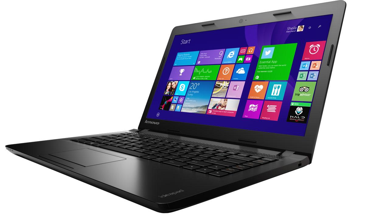 Lenovo IdeaPad 100-14IBY, Black (80MH0028RK)80MH0028RKТонкий, доступный по цене 14-дюймовый ноутбук Lenovo IdeaPad 100. Все, что нужно. Ничего лишнего. Если вы ищете недорогой производительный ноутбук, выбирайте IdeaPad 100. Созданы для спокойствия: Вы когда-нибудь работали с ноутбуком в кафе? Оставлять его на столике без присмотра довольно опасно. К счастью, IdeaPad 100 можно защитить замком Kensington MiniSaver. Прочный тросик позволит пристегнуть устройство к тяжелому или неподвижному предмету, а затем спокойно отойти к столику друзей или за новой чашкой кофе. Тонкий, легкий и портативный: Хватить изнывать под тяжестью громоздкого ноутбука. Модель Ideapad 100 имеет всего 20,2 мм в толщину и весит около 1,9 кг - идеальный вариант для поездок и путешествий. Модули подключения: С помощью модулей связи Wi-Fi стандарта 802.11 b/g/n и Bluetooth 4.0 вы с легкостью сможете подключиться к Интернету отовсюду. Точные характеристики зависят от модификации. ...