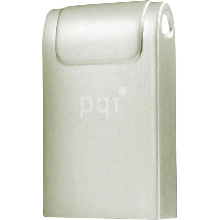 PQI i833 i-Neck 8GB USB-накопительPQI-i833V-8GBФлэш-накопители PQI i833 i-Neck в модном декоративном металлическом корпусе являются не только милыми портативными флэшками, но и изящными произведениями ювелирного искусства. Идеально сочетаясь с ультрабуками, они также служат прекрасными личными украшениями. PQI применяет собственную эксклюзивную технологию COB USB 3.0, защищенную международным патентом. Она позволила значительно уменьшить размеры флэш-накопителя, и достигнуть молниеносных, до 100 Мбит/с, скоростей считывания. Имея малый размер, PQI i833 i-Neck обладает высокой емкостью до 32 Гб. Тонкий корпус делает его наилучшим компаньоном для мобильных устройств, ультрабуков и планшетных ПК. Он идеально подходит тем, кому нужны стиль, элегантность и эффективность.