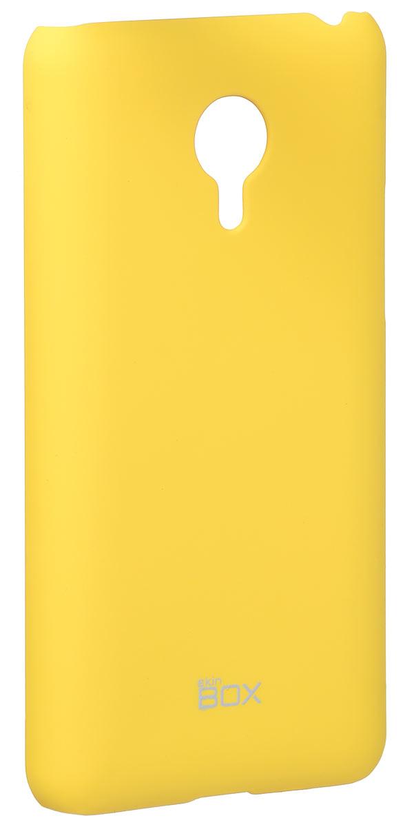 Skinbox 4People чехол для Meizu MX4 Pro, Yellow