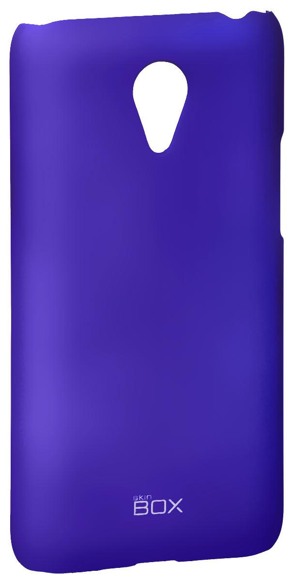 Skinbox 4People чехол для Meizu M1 Note, Blue