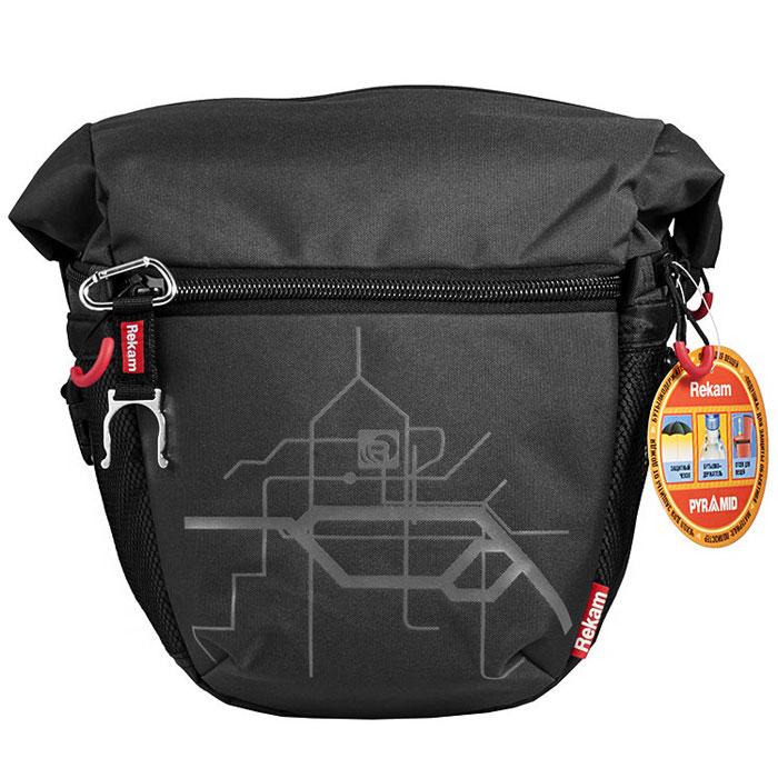 Rekam Pyramid RBX-59, Black сумка для фотокамеры