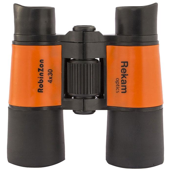 Rekam RobinZon Kit 6x30/4x30 бинокль 2 шт1305000330Комплект биноклей Rekam RobinZon Kit 6x30/4x30 включает бинокль с 6- и 4-кратным увеличением. Большой бинокль 6х30 подходит для охоты, рыбалки, путешествий и изучения местности. Качественная оптика обеспечивает отличные свойства изображения. Специальное покрытие линз предотвращает появление бликов и улучшает картинку. В качестве бонуса комплект включает компактный и легкий бинокль 4х30. Бинокли выполнены из легкого, композитного материала с противоскользящим покрытием. Материал: пластик и стекло Угловое поле зрения: 13° / 11°
