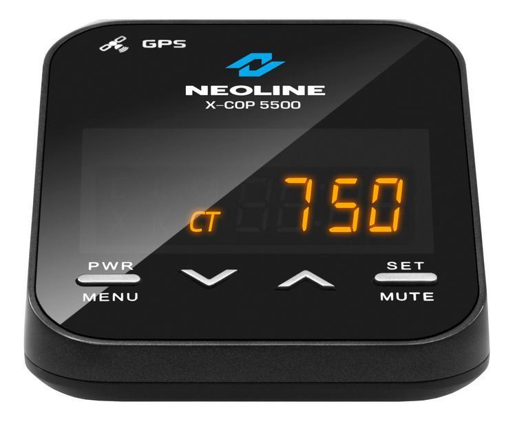 Neoline X-COP 5500 радар-детекторX-COP 5500Neoline Х-СОР 5500 продолжает известную линейку радар-детекторов Neoline c GPS. В устройство интегрирован GPS-модуль, отвечающий за обнаружение точек координат полицейских радаров, которые были ранее установлены в базу GPS. Также как и свои предшественники, Х-СОР 5500 имеет встроенную базу радаров РФ и Европы. Для использования устройства в странах ЕС, где запрещено использование радиомодуля, необходимо отключить все диапазоны частот, при этом только GPS-модуль останется активным. Neoline X-COP имеет встроенный дополнительный модуль обнаружения полицейского радара Стрелка-СТ и Стрелка-М (24.150 Ггц) и уверенно обнаруживает «неуловимый» радар на расстоянии до 1 км. Данные типы радаров имеют видеомодуль для фиксации нарушения проезда по полосе общественного транспорта и радиомодуль фиксации скорости автомобиля. X-COP 5500 легко справляется с ними за 600-800 метров. Все реже сотрудники ДПС используют мобильные радары для...
