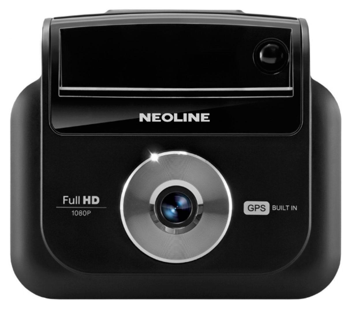 Neoline X-COP 9500, Black видеорегистратор с радар-детектором