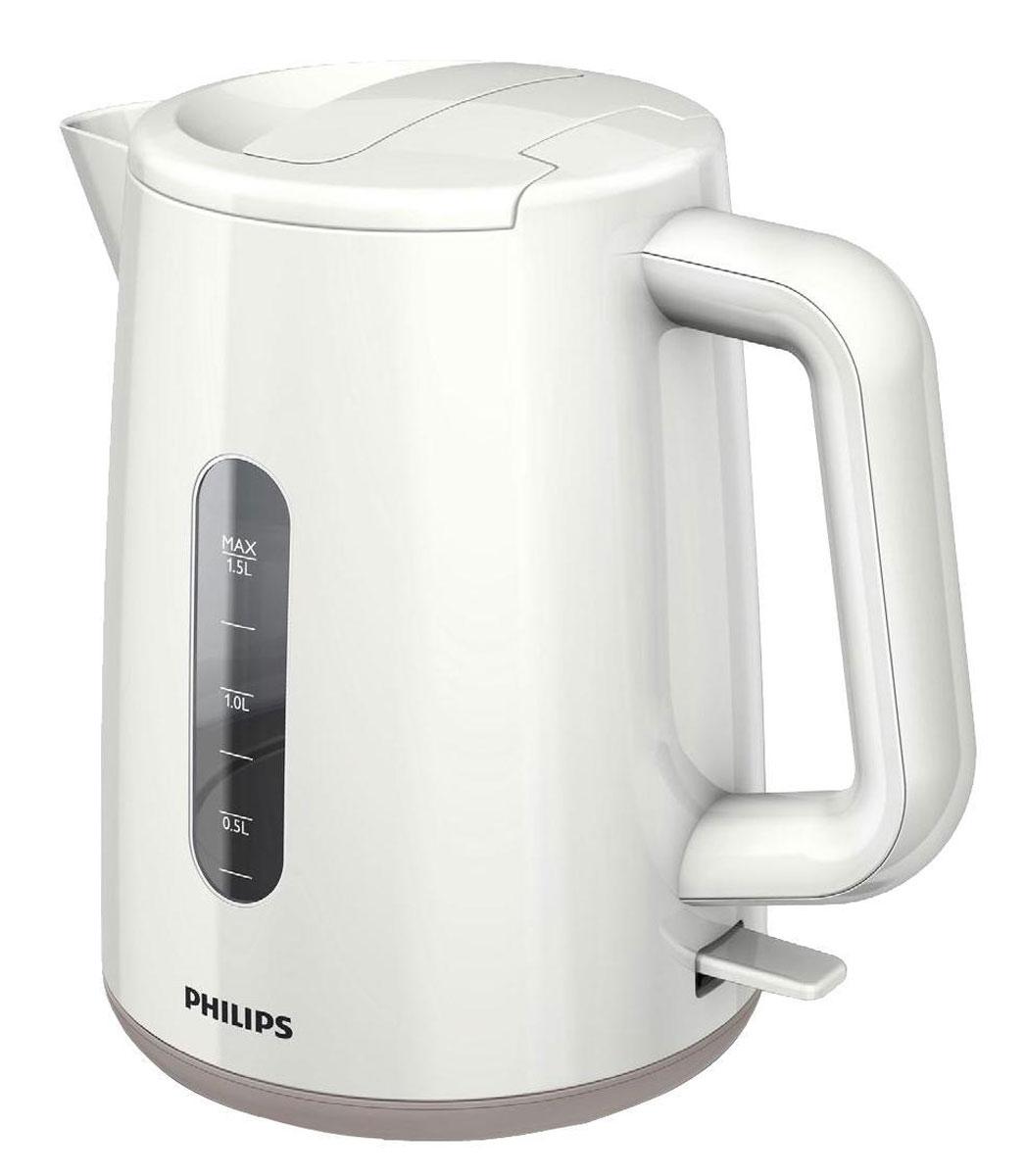Philips HD9300/00 электрочайникHD9300/00Не правда ли, здорово за считаные секунды вскипятить воду и без лишних усилий очистить чайник? Плоский и удобный в очистке нагревательный элемент позволяет быстро вскипятить воду. Благодаря моющемуся фильтру от накипи вода становится чистой, а напитки - без частиц известкового осадка. Удобное наполнение через носик/крышку Наполнить чайник можно через носик или открыв крышку. Широко открывающаяся откидная крышка для удобства наполнения и чистки чайника Широко открывающаяся откидная крышка для удобства наполнения и чистки чайника исключает контакт с паром. Индикаторы уровня воды с двух сторон чайника Индикаторы уровня воды по обеим сторонам электрического чайника Philips будут удобны и для правшей, и для левшей. Катушка для удобного хранения шнура Шнур оборачивается вокруг основания, что позволяет легко разместить чайник на кухне. Беспроводная подставка с поворотом на 360° для удобства использования. ...