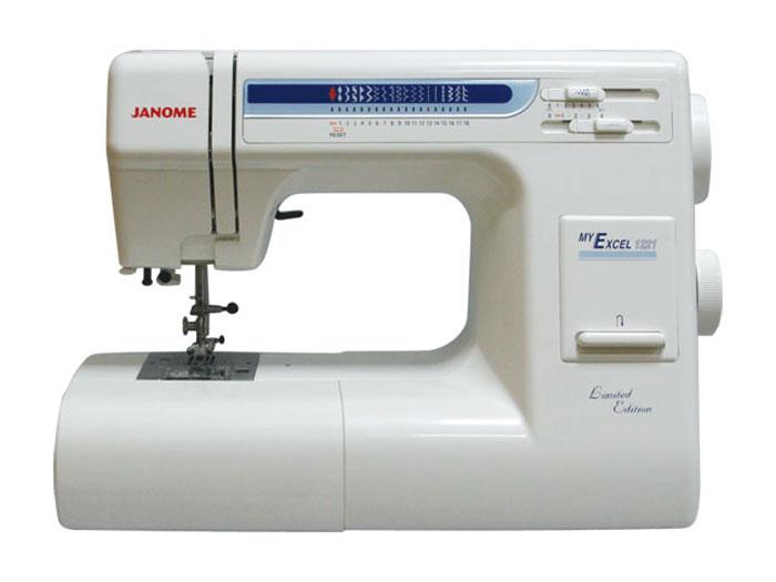 Janome My Excel 1221 швейная машина