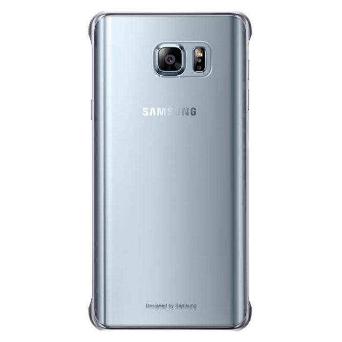 Samsung EF-QN920C Clear Cover чехол для Galaxy Note 5, SilverEF-QN920CSEGRUОригинальный чехол Samsung ClearCover для Galaxy Note 5 надежно защитит ваш смартфон при случайном падении. Чехол гармонично смотрится, практически не увеличивая размеров устройства. Прозрачная тонированная задняя крышка и серебряные уголки-бамперы смотрятся очень стильно.