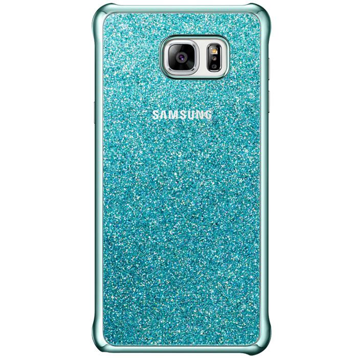 Samsung EF-XN920C Glitter Cover чехол для Galaxy Note 5, BlueEF-XN920CLEGRUОригинальный чехол Samsung GlitterCover для Galaxy Note 5 надежно защитит ваш смартфон при случайном падении. Чехол гармонично смотрится, практически не увеличивая размеров устройства.
