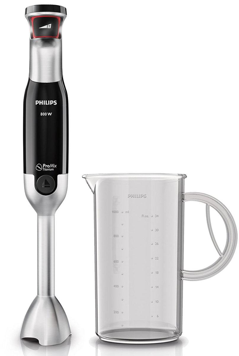 Philips HR1670/90, Silver Black блендер
