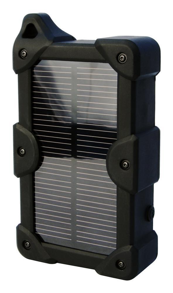 IconBit FTBTravel+ портативный аккумуляторFTBTravel+Портативный аккумулятор емкостью Li-pol 7800мАч, пыле- влаго- защищенный и противоударный корпус, солнечная панель для подзарядки, 2xUSB 5V/2.1A, LED индикатор, LED-фонарик, функция автоматического отключения.
