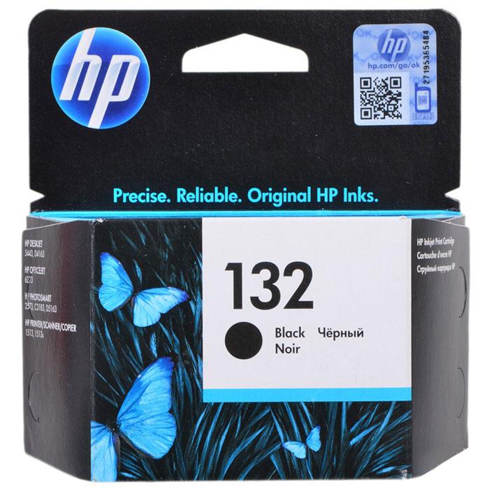 HP C9362HE (132) картридж для струйных МФУ/принтеров, blackC9362HEКартридж HP 132 с черными чернилами Vivera для принтеров HP DeskJet.