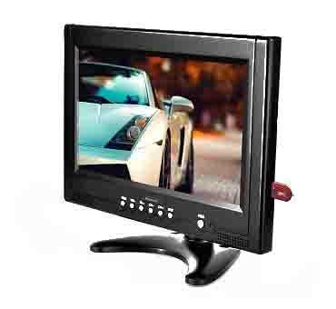 Rolsen RCL-900Z, Black портативный телевизор1-RLCA-RCL-900ZКомпания Rolsen представляет новые автомобильные телевизоры RCL-900Z. Модель совместима со многими распространенными мультимедийными форматами и воспроизводит файлы с карт памяти SD/SDHC/MMC и USB-накопителей. Кроме того, осуществлена поддержка систем PAL, NTSC, SECAM Высококачественный экран и широкие возможности – вот очевидные достоинства линейки автомобильных телевизоров Rolsen Помимо стильного внешнего вида и многофункциональности, телевизор отличает продуманный комплект аксессуаров. В комплект поставки, помимо ТВ-антенны, AV-кабеля и обычного сетевого адаптера, входят пульт ДУ, подставка и адаптер питания в автомобиль
