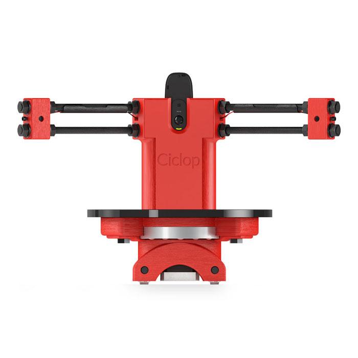 BQ Ciclop DIY 3D сканерH000178Ciclop - это лазерный ротационный триангуляционный 3D-сканер. Он использует в своей работе 2 лазерных луча для получения данных о геометрии и структуре объекта сканирования, вращающегося на поворотном столе. 3D-сканер Ciclop был сконструирован с учетом последующего процесса его сборки. Набор включает в себя все необходимые детали и пошаговое руководство по сборке, благодаря чему сканер можно собрать менее чем за час. Программное обеспечение Horus - это кроссплатформенное приложение для Ciclop. Через интерфейс программы можно производить калибровку сканера, регулировать экспозицию камеры или визуализировать облака точек сканирования. Взаимодействие с ПО Horus осуществляется через три рабочих стола: Контроля за компонентами (камерой, лазерами, электродвигателем и фоторезисторами), Калибровки и Сканирования. Ciclop - это сканер типа DIY (сделай сам), и при ручной сборке расстояния между элементами и их положения в конечном...