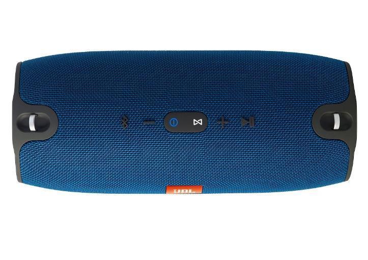 JBL Xtreme, Blue акустическая система6925281904585Лучший портативный динамик JBL с защитой от брызг, превосходным звуком и полным набором функций.