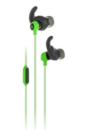 JBL Reflect Mini, Green наушники6925281907234Небольшой вес. Мощный звук. Никогда не выпадают из уха. С защитой от капель пота и обладающие уникальным светоотражающим дизайном внутриканальные наушники JBL Reflect Mini для занятий спортом созданы для того, чтобы поддержать вас даже во время самых интенсивных тренировок. Легендарный звук JBL из высококачественных динамических мембран 5,8 мм будет радовать вас в ходе занятий практически любым спортом — от бега до многочасовой качалки. Наушники JBL Reflect Mini обладают самой миниатюрной конструкцией среди продукции JBL – уже скоро вы забудете, что они на вас надеты. Наушники оснащены однокнопочным пультом управления с микрофоном, регулируемыми проводами с Y-образным соединением и угловым штекером, и вы можете быть уверены, что они станут для вас идеальным партнером для тренировок. Легковесная конструкция. Будучи самым легкими внутриканальными наушниками для занятий спортом, наушники Reflect Mini обеспечивают комфорт при занятиях самыми разными видами спорта....