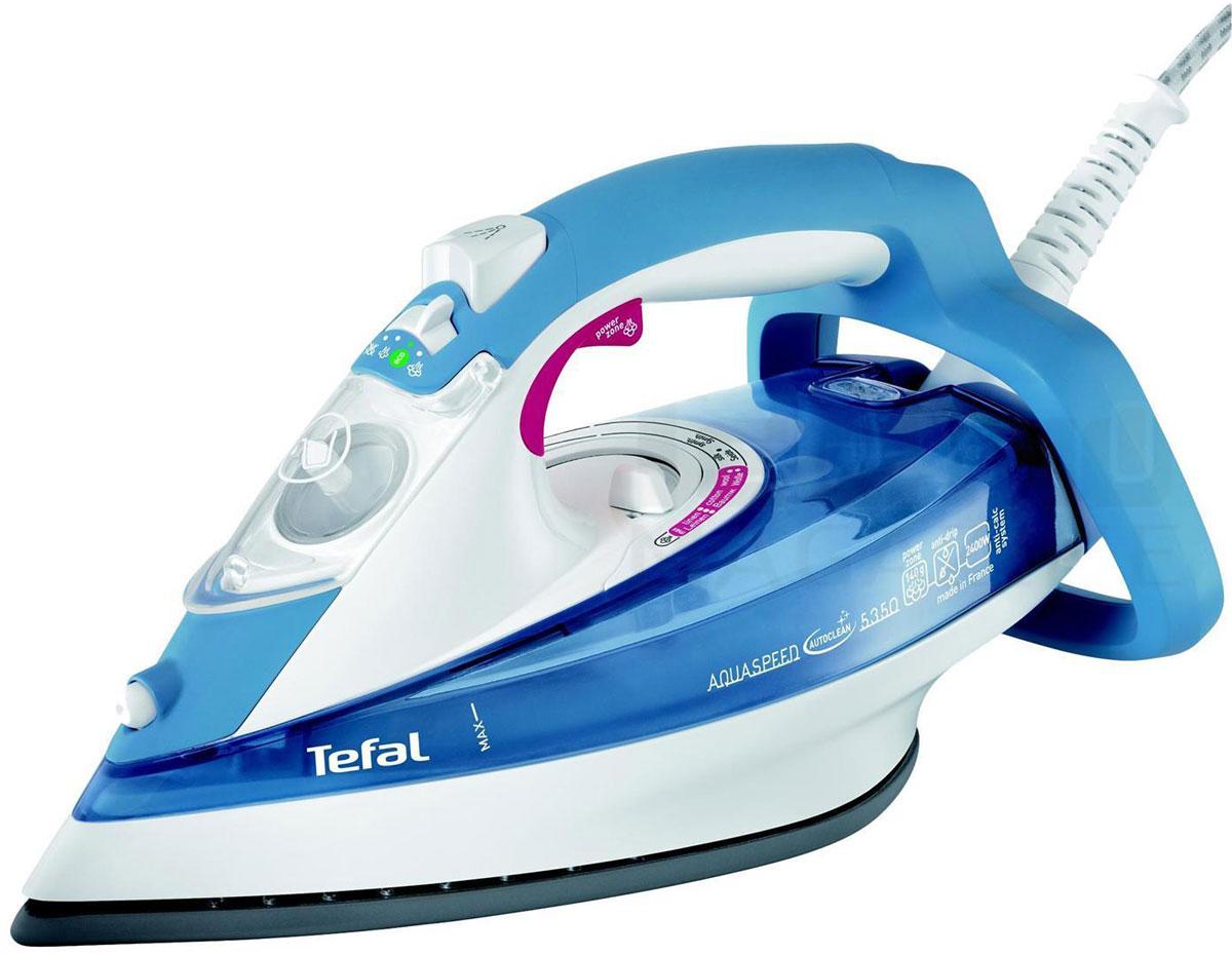 Tefal FV5350 Aquaspeed утюг