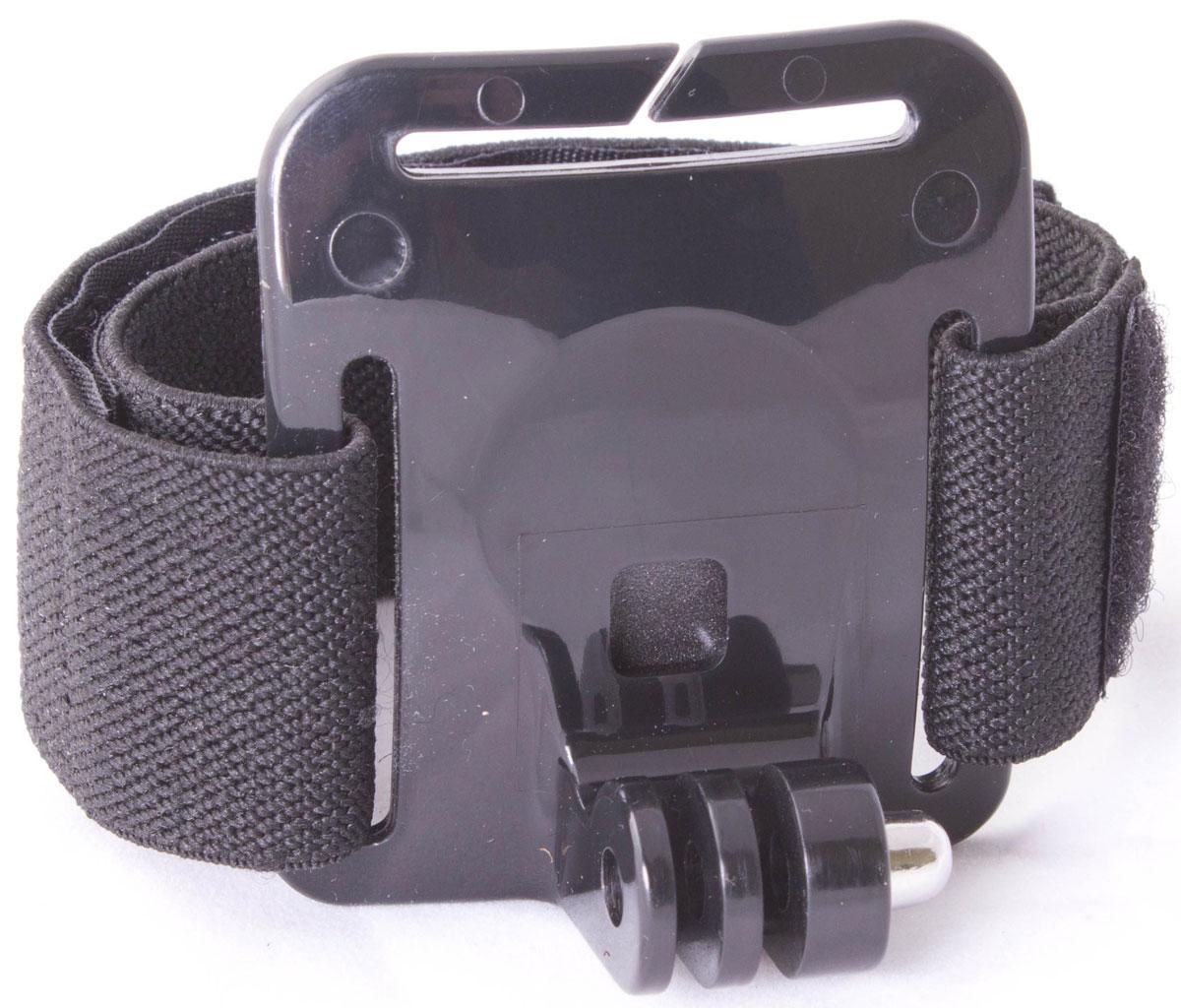 Dicom ExC ST07 ремень на запястье для GoPro HeroExC ST07Dicom ExC ST07 обеспечит съемку вашей камерой GoPro (Hero 4/3+/3/2/1) и Kodak SP1/360 с оптимального ракурса. Крепление изготовлено с применением качественных материалов и очень удобно в использовании. Его можно носить как на запястье, так и на предплечье.