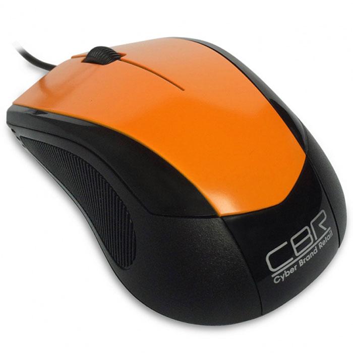CBR CM 100, Orange мышьCM 100 OrangeCBR представляет классическую проводную оптическую мышь - CBR СM 100 . Удобный полноразмерный корпус и тактильно приятный матовый пластик корпуса позволяют комфортно управлять мышью на протяжении многих часов. Для модели CM 100 характерно плавное и точное перемещение курсора благодаря использованию высокоточной оптической технологии отслеживания и разрешению 1200 точек на дюйм. Чтобы начать работать, просто подключите мышь CBR CM 100 к USB-порту, без установки дополнительного программного обеспечения и драйверов.