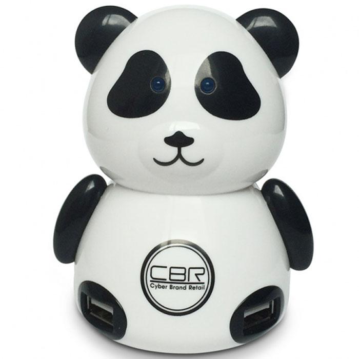 CBR MF 400 Panda USB-концентраторMF 400 PandaCBR USB Hub MF 400 Panda – универсальный 4-х портовый высокоскоростной USB концентратор, который позволяет быстро и удобно подключить к компьютеру или ноутбуку внешнее оборудование USB. USB концентратор соответствует спецификации 2.0 шины USB и позволяет работать одновременно с четырьмя USB устройствами на скорости до 480 Мбит/с. К устройству могут подключаться сетевые USB-адаптеры, USB-накопители и другие устройства. Однако Panda - это не только сухие технические характеристики и показатели эффективности. Это обаятельный персонаж, символизирующий невозмутимость, позитивный настрой и хороший аппетит. Он может стать отличным подарком или вашим другом на рабочем столе. Поддержка Plug&Play Питание: USB-порт Скорость передачи данных: до 480 Мбит/с Функция определения перегрузок по току и защиты выходных портов Автоматическое распознавание максимальной скорости передачи данных на каждом порту