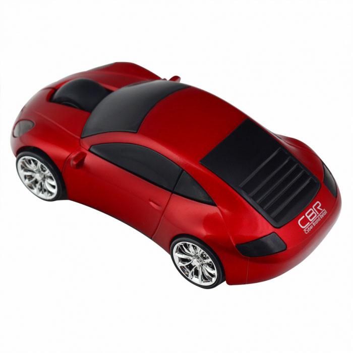 CBR MF 500 Lazaro, Red мышь сувенирная