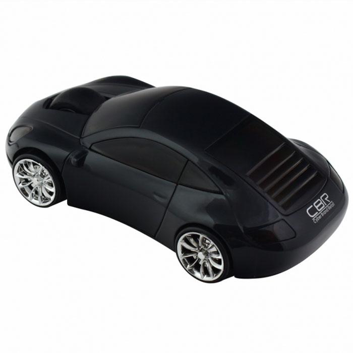 CBR MF 500 Lambo, Black мышь сувенирнаяMF 500 Lambo BlackКомпания CBR представляет вам коллекцию оригинальных сувенирных компьютерных мышей эксклюзивной серии CBR MF 500. Эта мышь выполнена в форме спортивного автомобиля с эффектной подсветкой передних и задних фар. Управлять такой красивой мышью особенно приятно и главное- удобно. Как и всякая современная компьютерная мышь, оптическая мышь CBR MF 500 оснащена колесиком прокрутки и не требует драйверов при подключении к компьютеру. Модель имитирует движение автомобиля за счет подвижных колес. Это отличный подарок и эффектный аксессуар, который будет всегда на виду.