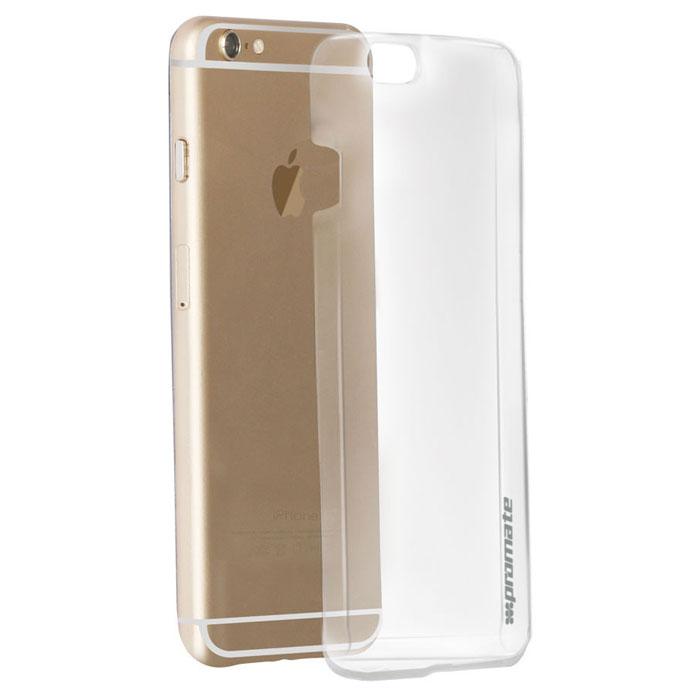 Promate Crystal-i6P чехол для iPhone 6 Plus, Transparent00008323Накладка Promate Crystal-i6P изготовлена из чистого, кристально чистого поликарбоната и обработана защитным УФ-покрытием против царапин. Crystal поддерживает безупречным внешний вид вашего iPhone 6 Plus и одновременно обеспечивает ему оптимальную защиту. Технические отверстия вырезаны максимально точно и обеспечивают неограниченный доступ к портам и кнопкам устройства.