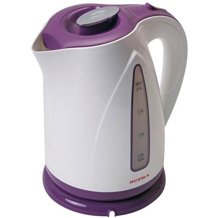 Supra KES-2004, Violet электрочайник ( KES-2004 violet )