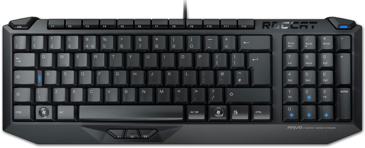 ROCCAT Arvo игровая клавиатура ( ROC-12-524 )