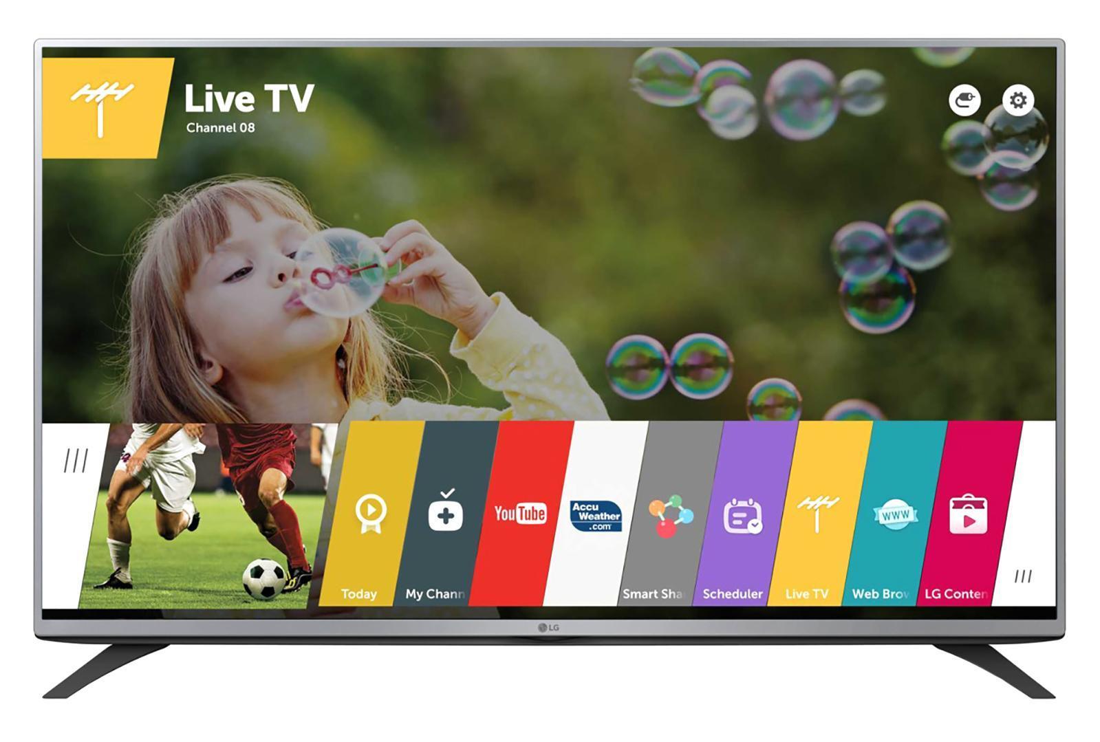 LG 42LF560V телевизор42LF560VFull HD телевизор, оснащен цифровым DVB-T2 тюнером.Тюнер DVB-T2 позволяет бесплатно и без дополнительного дорогостоящего оборудования смотреть самые популярные телеканалы в цифровом качестве без помех. Уже сейчас в рамках федеральной программы развертывания цифрового вещания доступно от 10 до 30 телеканалов на 99% территории России. Смотрите ваше любимое видео напрямую с USB-накопителя. Телевизор поддерживает воспроизведение большого набора самых распространенных видео-форматов.
