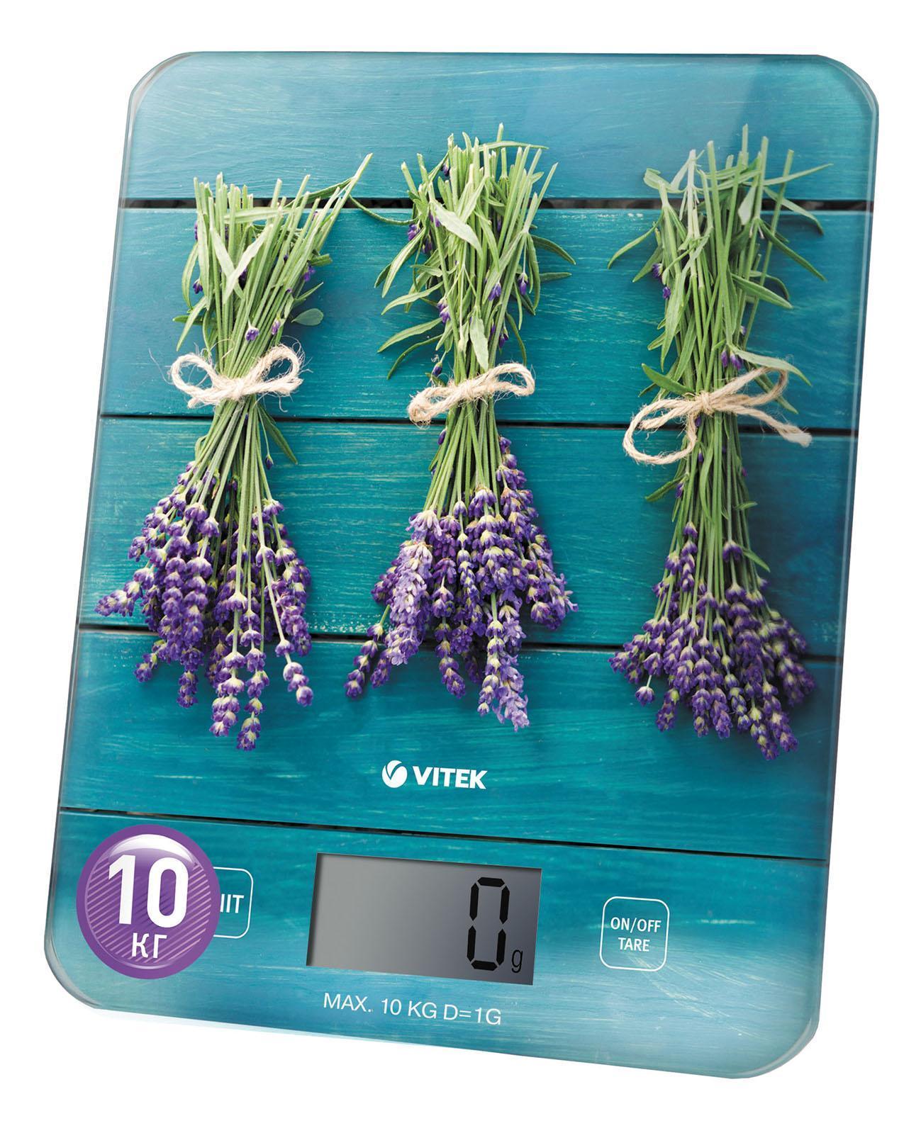 Vitek VT-2415(B) весы кухонные